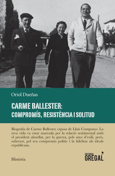 CARME BALLESTER «Compromís, resistència i solitud»