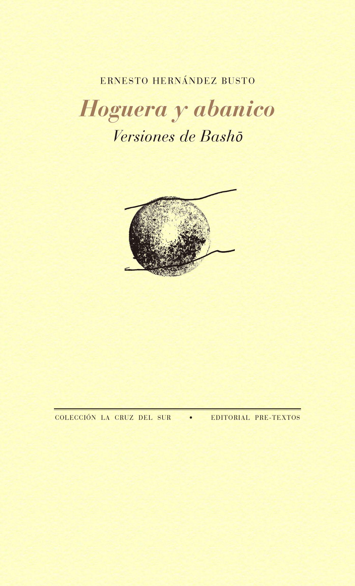 Hoguera y abanico   «Versiones de Basho»