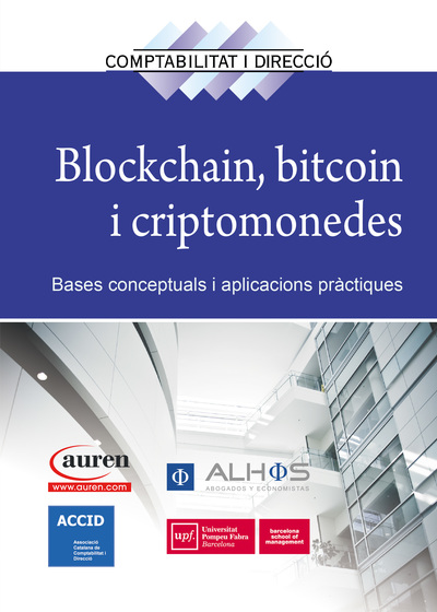 Blockchain, bitcoin i criptomonedes   «Bases conceptuals i aplicacions pràctiques»