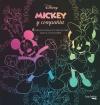 9Arteterapia. Mickey Mouse. 6 dibujos mágicos: rasca y descubre