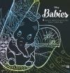 0Arteterapia. Disney Babies. 6 dibujos mágicos: rasca y descubre