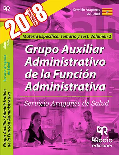 Grupo Auxiliar Administrativo de la Función Admini
