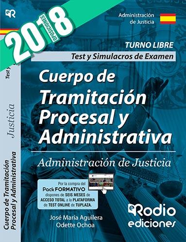 Cuerpo de Tramitación Procesal y Administrativa. A