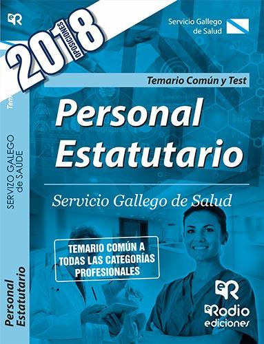 Personal Estatutario. Servicio Gallego de Salud. T