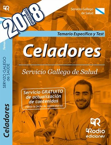 Celadores. Servicio Gallego de Salud. Temario Espe