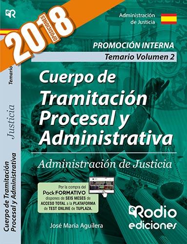 Cuerpo de Tramitación Procesal y Administrativa. P