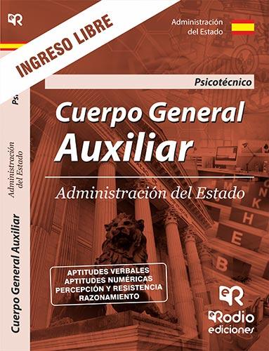 Cuerpo General Auxiliar. Administración del Estado