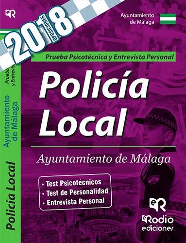 Policía Local. Ayuntamiento de Málaga. Prueba Psic