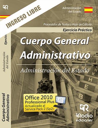 Cuerpo General Administrativo de la Administración