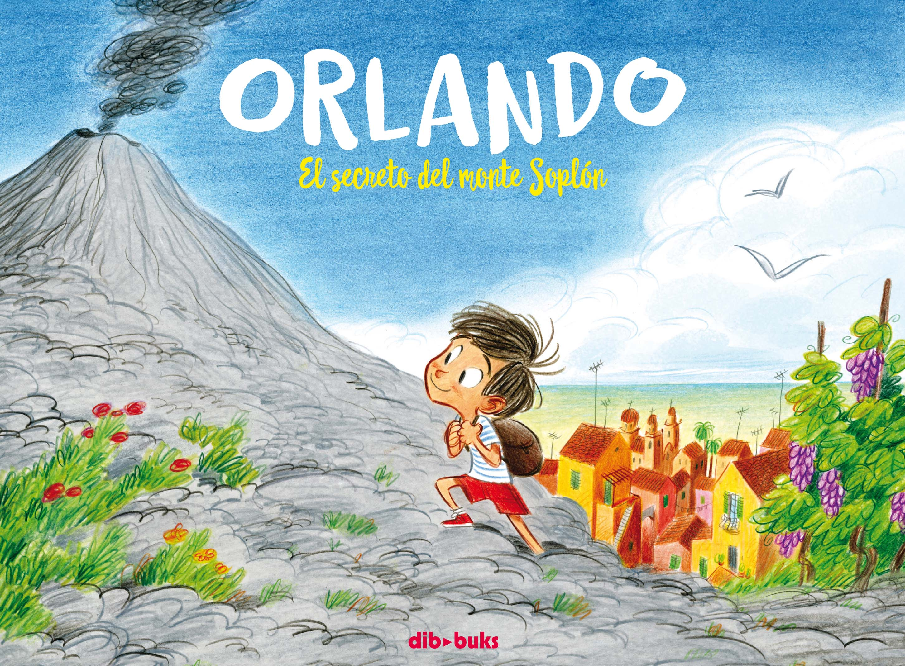 Orlando 1   «El secreto del monte Soplón»