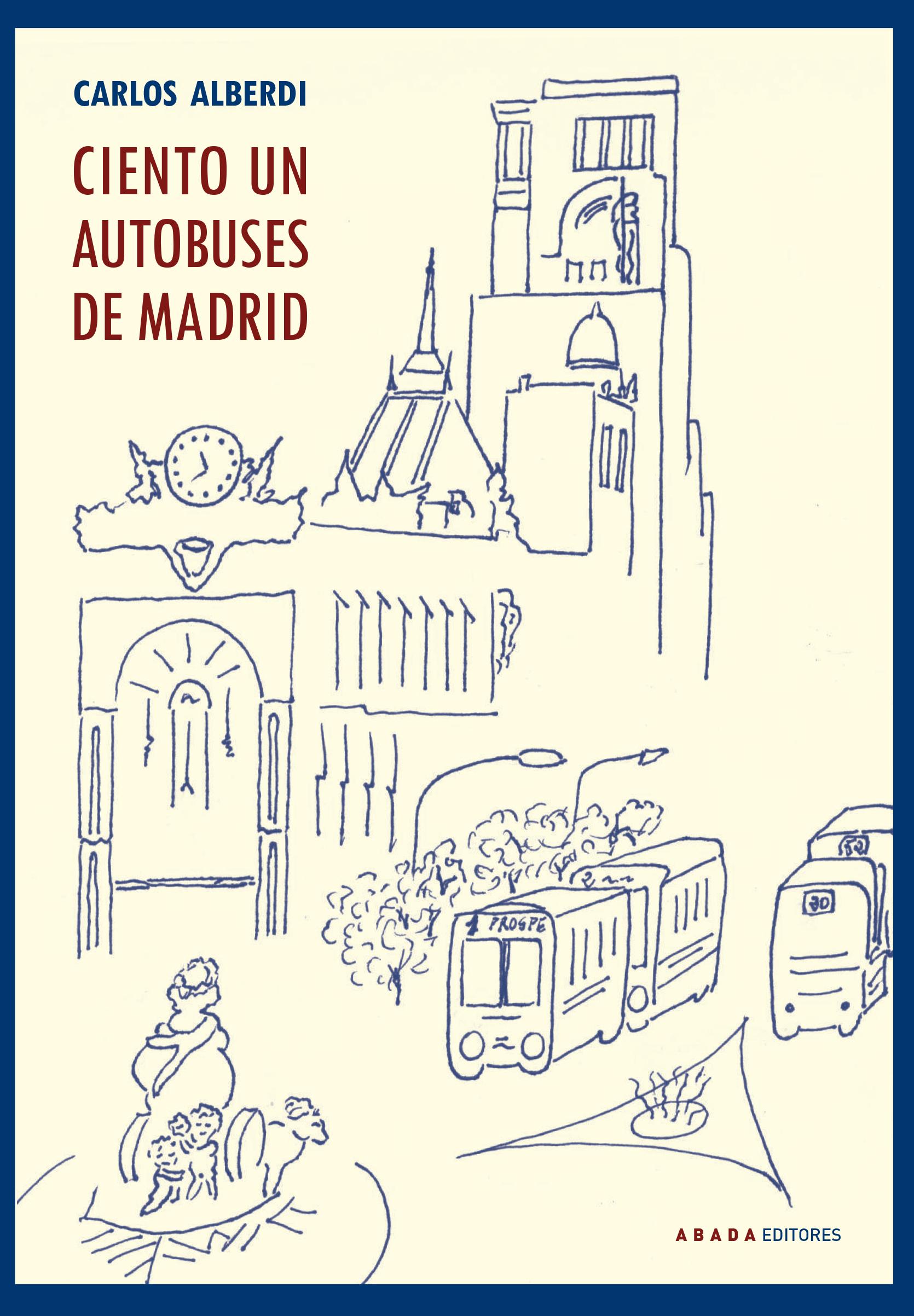 Ciento un autobuses de Madrid