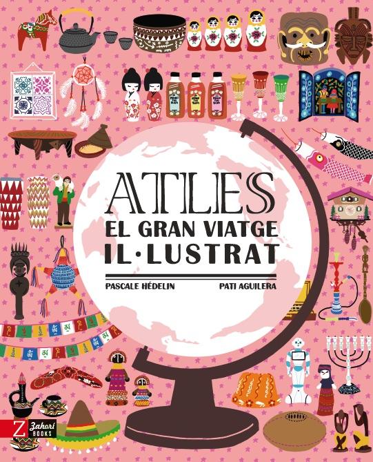 ATLES «EL GRAN VIATGE IL·LUSTRAT»