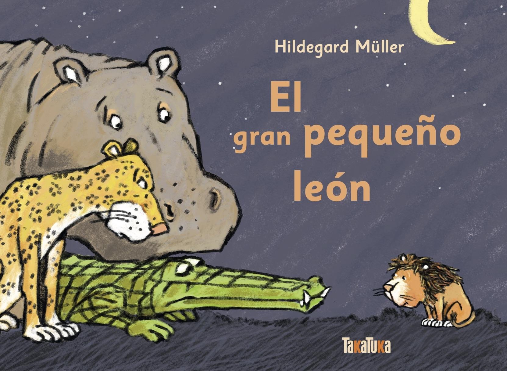 GRAN PEQUEÑO LEON
