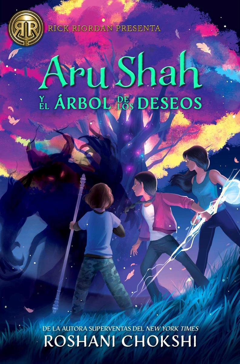 Aru Shah y el árbol de los deseos «Las hermanas Pandava, 3»