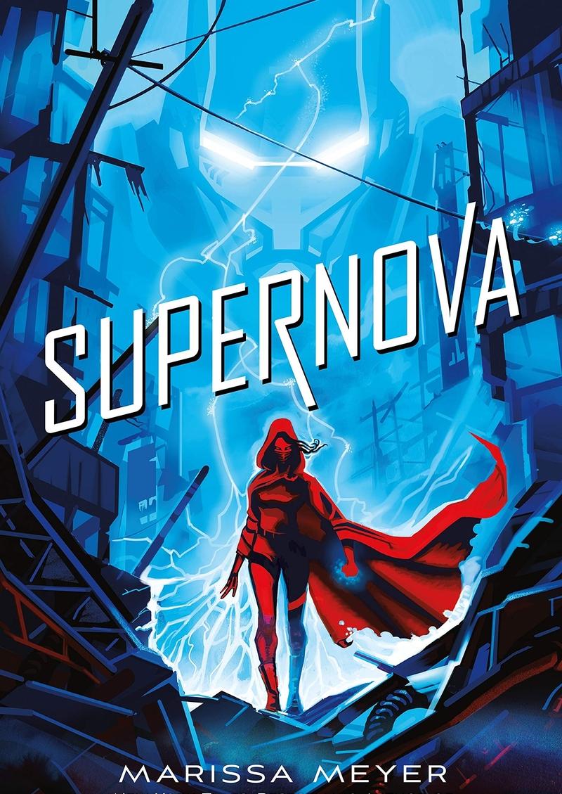 Supernova «Trilogía Renegados, 3»