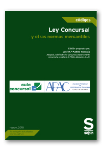 Ley Concursal y otras normas mercantiles   «(EDICIÓN COLECTIVOS)»