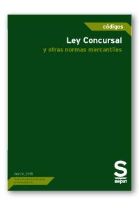 Ley Concursal y otras normas mercantiles