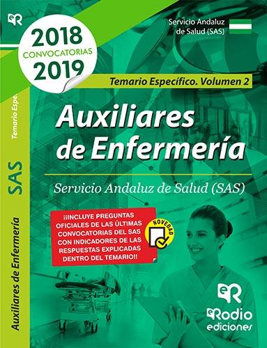 Auxiliares de Enfermería del Servicio Andaluz de S