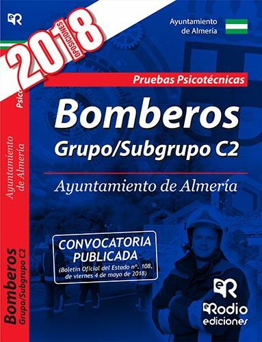 Bomberos. Grupo/Subgrupo C2. Ayuntamiento de Almer