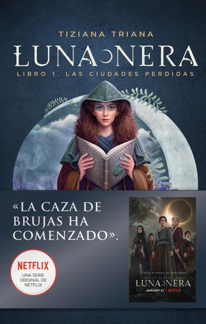 Luna Nera   «Las ciudades perdidas»