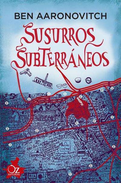 SUSURROS SUBTERRANEOS RIOS 3