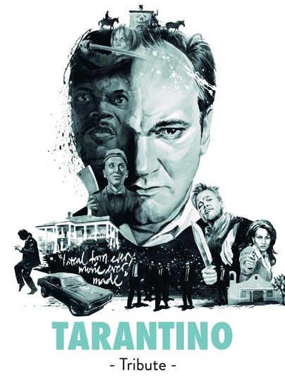 TARANTINO -Tribute- (9788417557058)