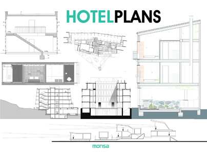 HOTEL PLANS (9788417557096)