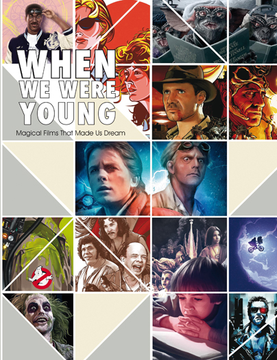 WHEN WE WERE YOUNG. Magical films that made us dream (9788417557195)