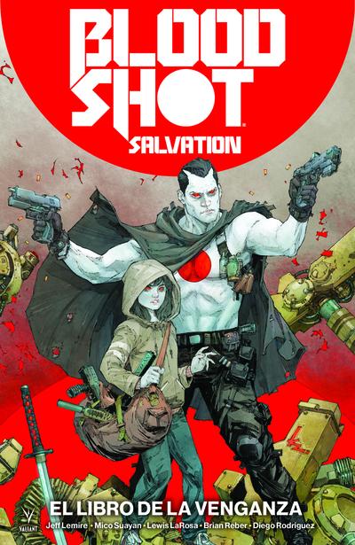 Bloodshot Salvation vol. 1