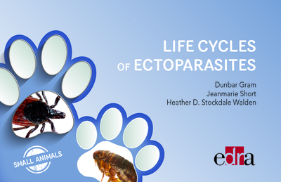 Life Cycles of Ectoparasites in Small Animals (9788417640101)