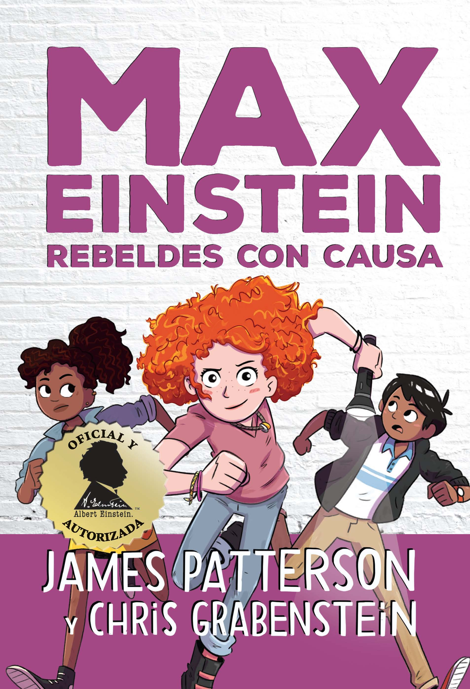 Max Einstein. Rebeldes con causa (9788417761394)