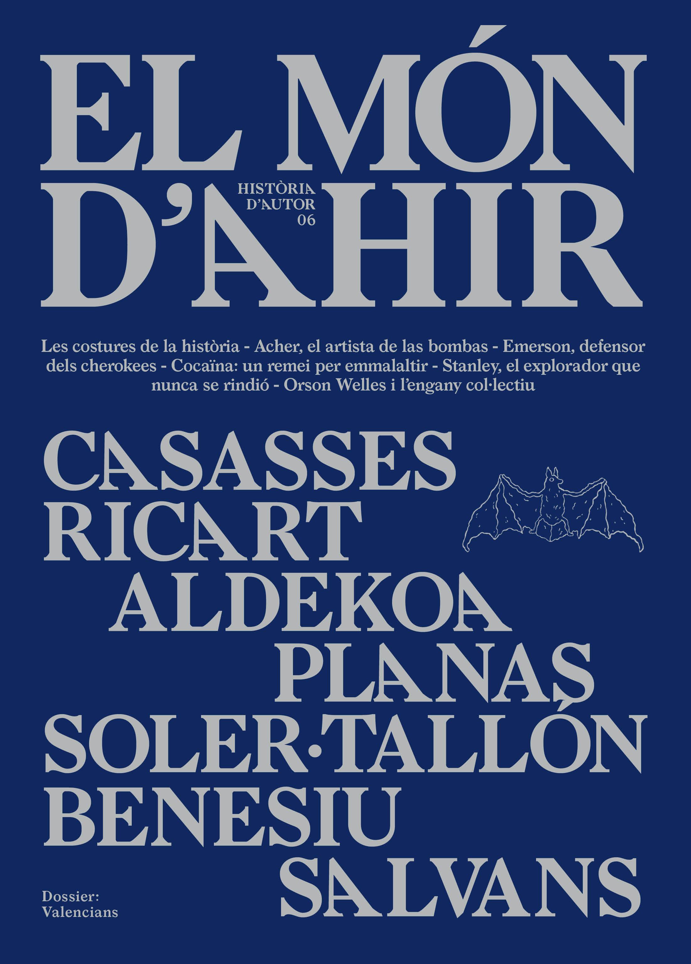 MON DAHIR, EL #6