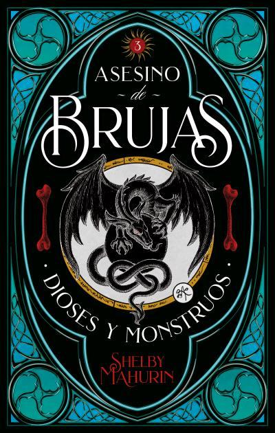 Asesino de brujas. Volumen 3   «Dioses & monstruos»