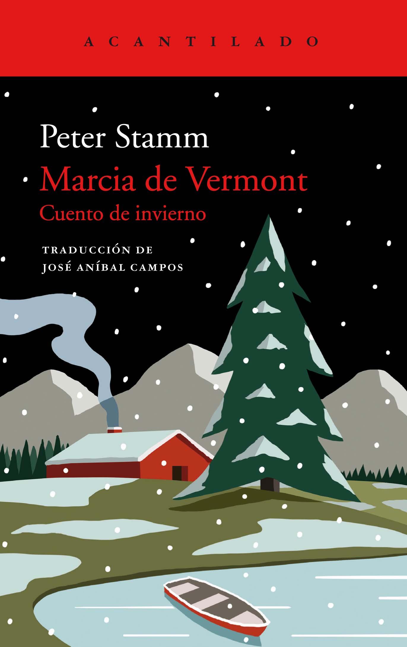 Marcia de Vermont   «Cuento de invierno»