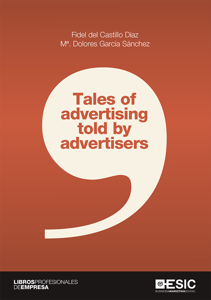 Tales of advertising told by advertisers (9788417914059)