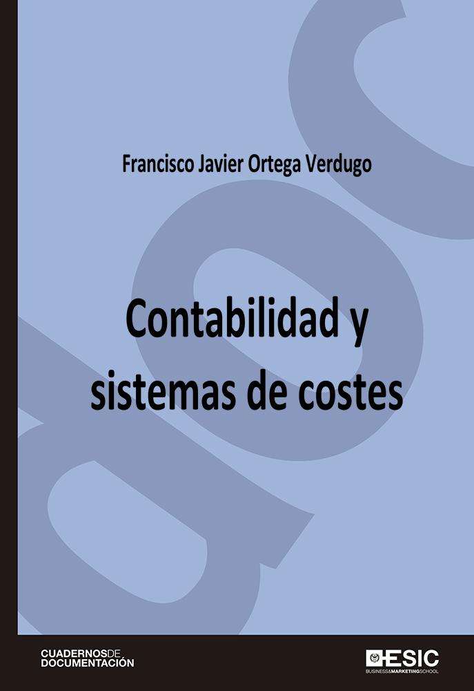 Contabilidad y sistemas de costes