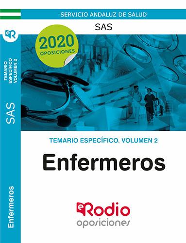 Temario Específico Volumen 2. Enfermero/a del SAS.