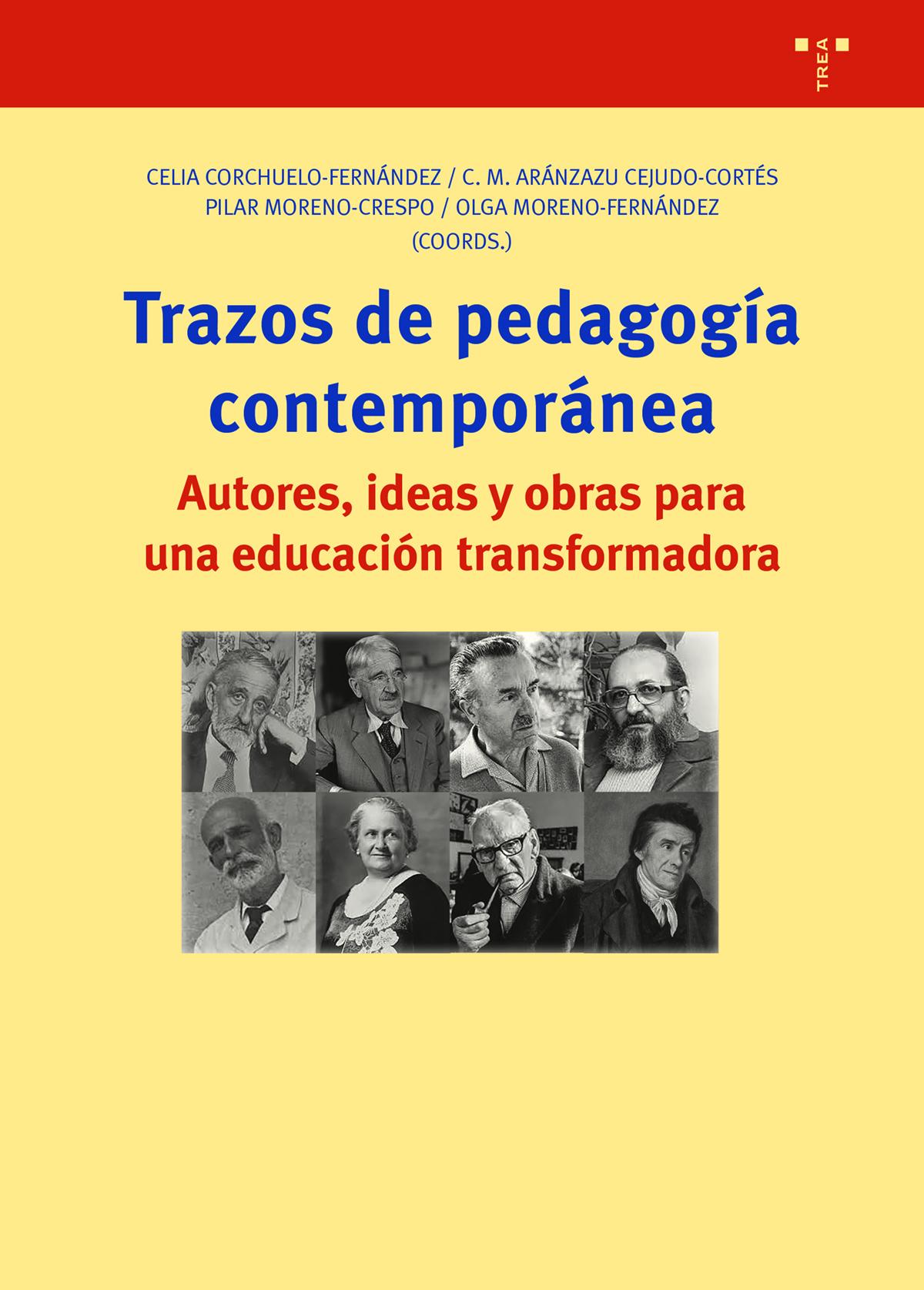 Trazos de Pedagogía Contemporánea   «Autores, ideas y obras para una educación transformadora»