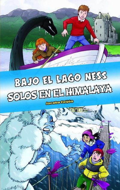 Omnibus Bajo el Lago Ness - Solos en el Himalaya «Edición especial Tú decides la aventura»