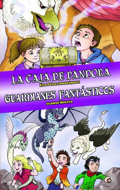 Omnibus La caja de Pandora - Guardianes fantásticos «Edición especial Tú decides la aventura»