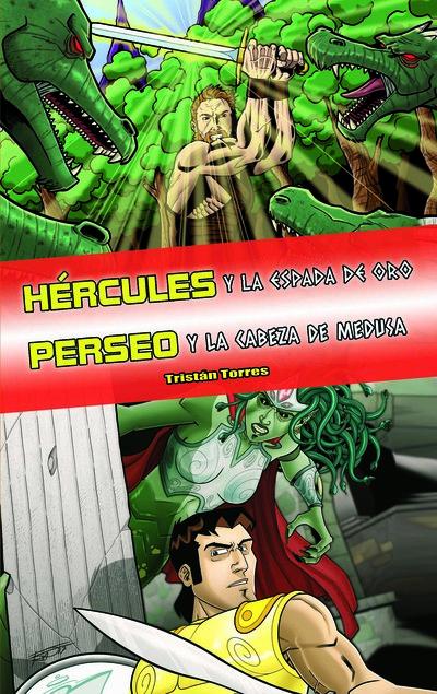 Omnibus Hércules - Perseo «Edición especial Tú decides la leyenda»