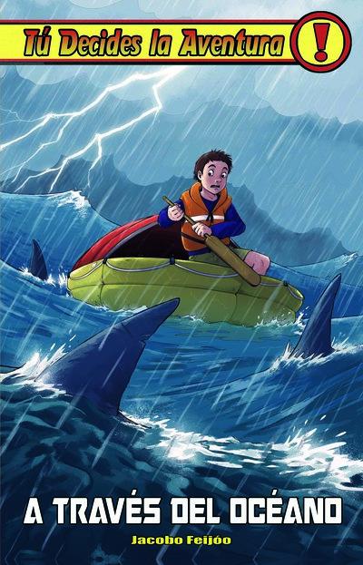 A través del océano «Tú decides la aventura 36»