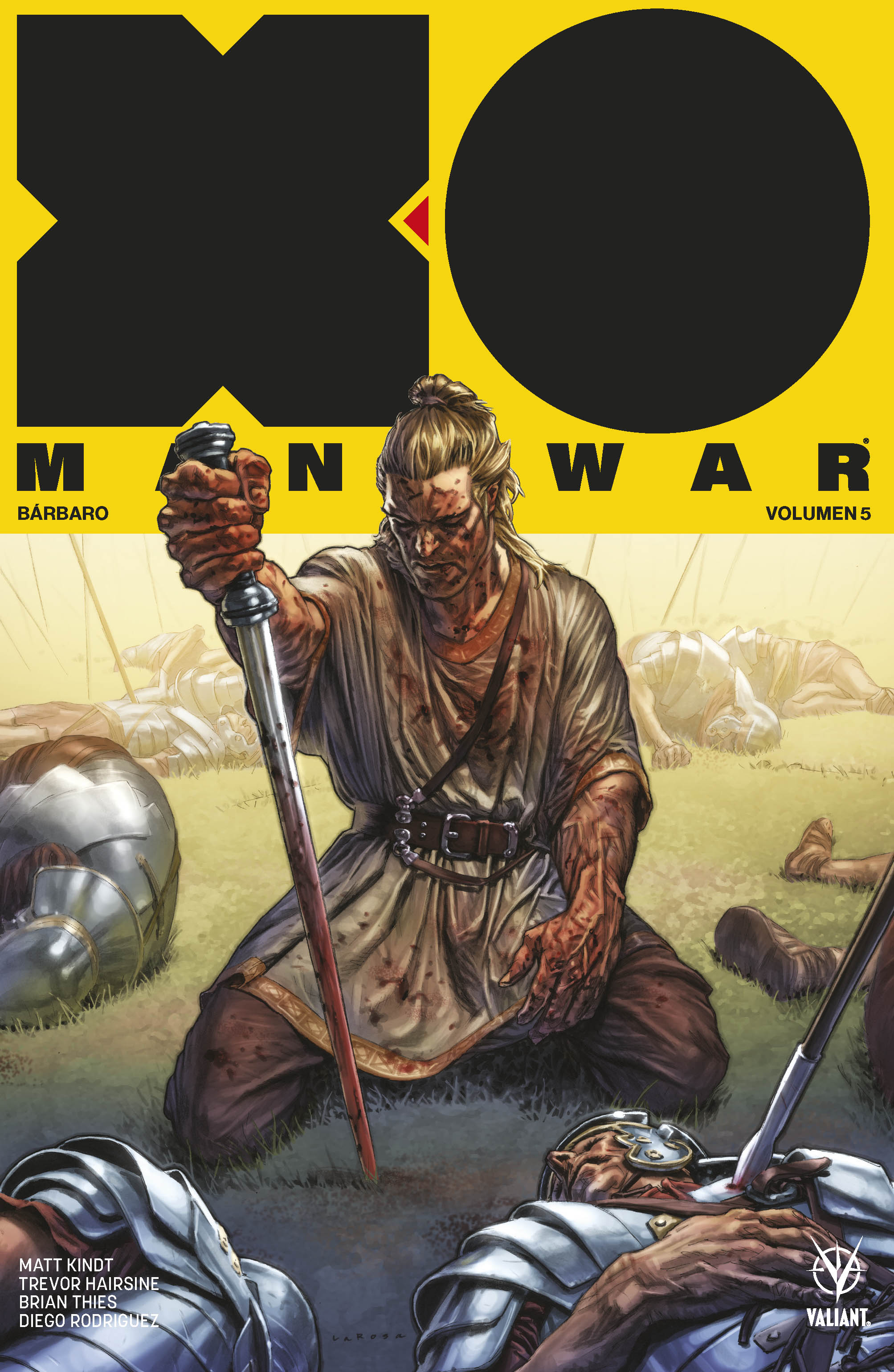 X-O Manowar Vol. 5 (9788418002557)