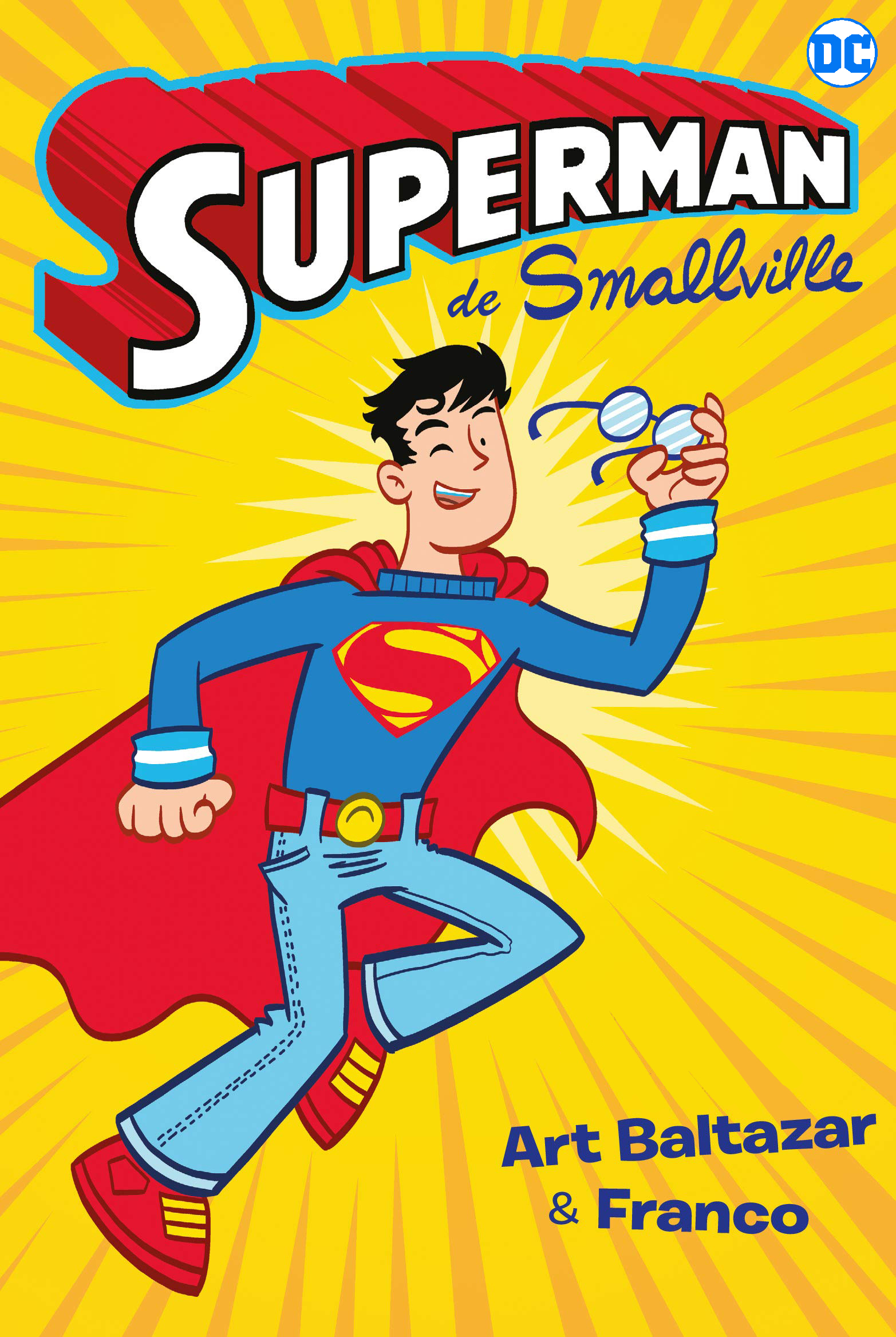 Superman de Smallville (9788418002830)