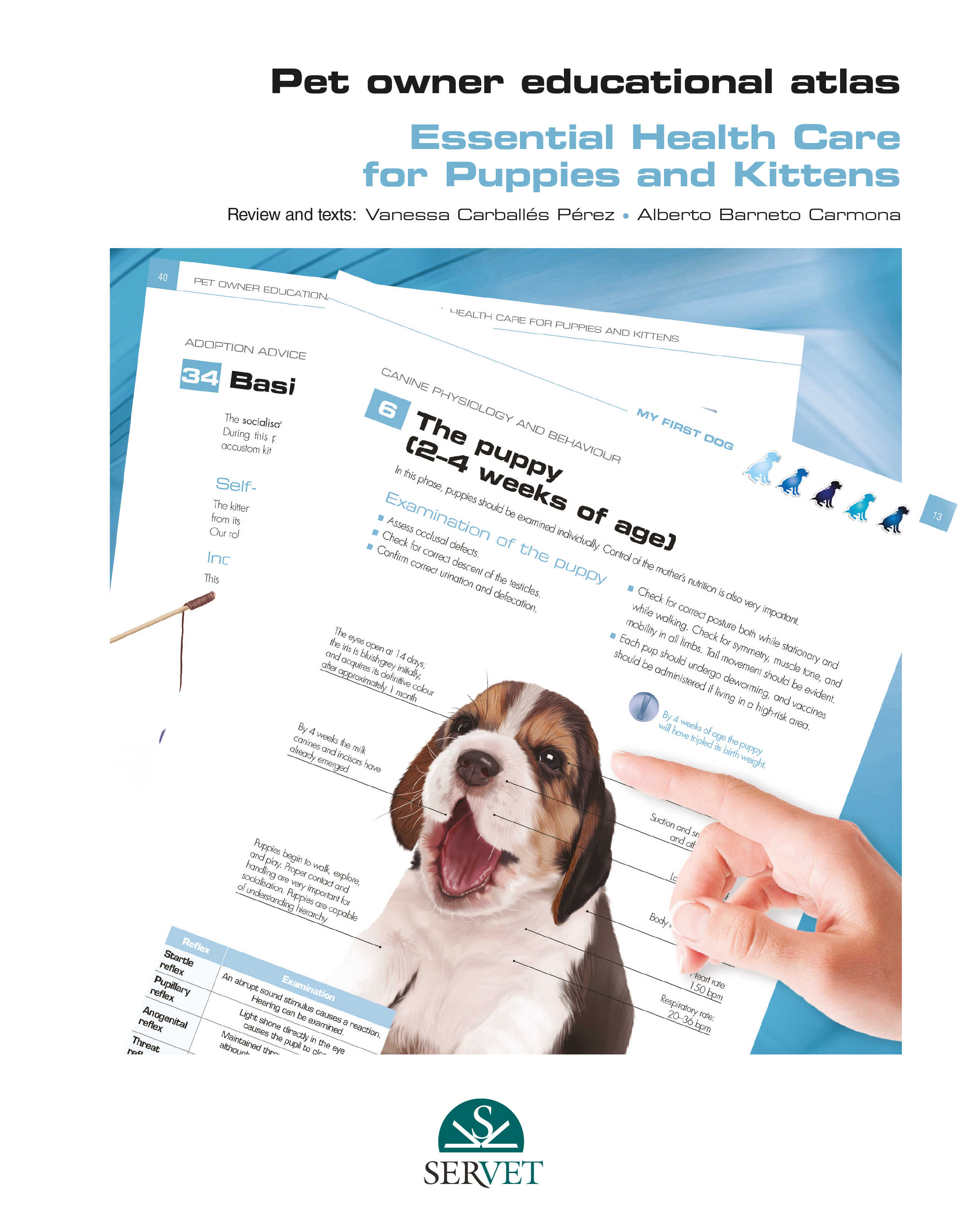 Pet Owner Educational Atlas. Basic Care for Puppies and Kittens