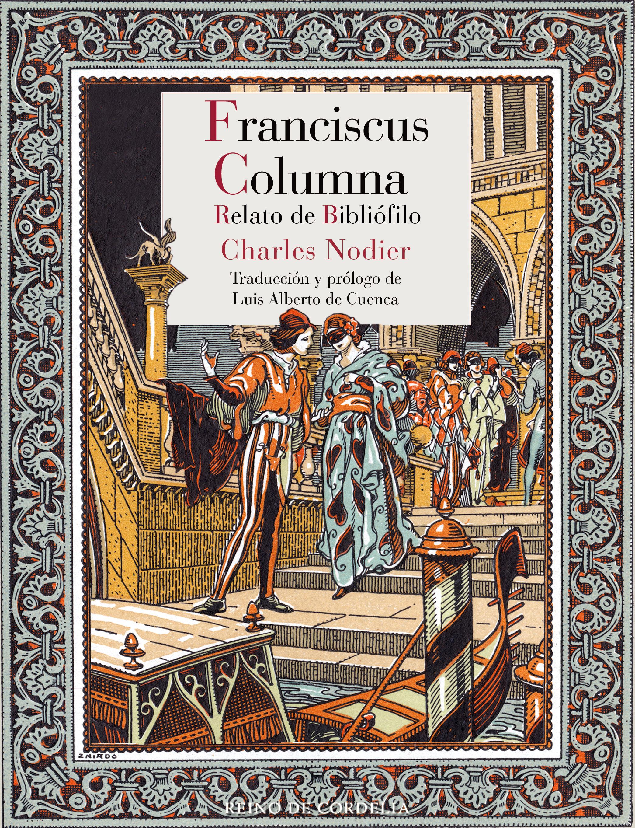Franciscus Columna   «Relato de bibliófilo»