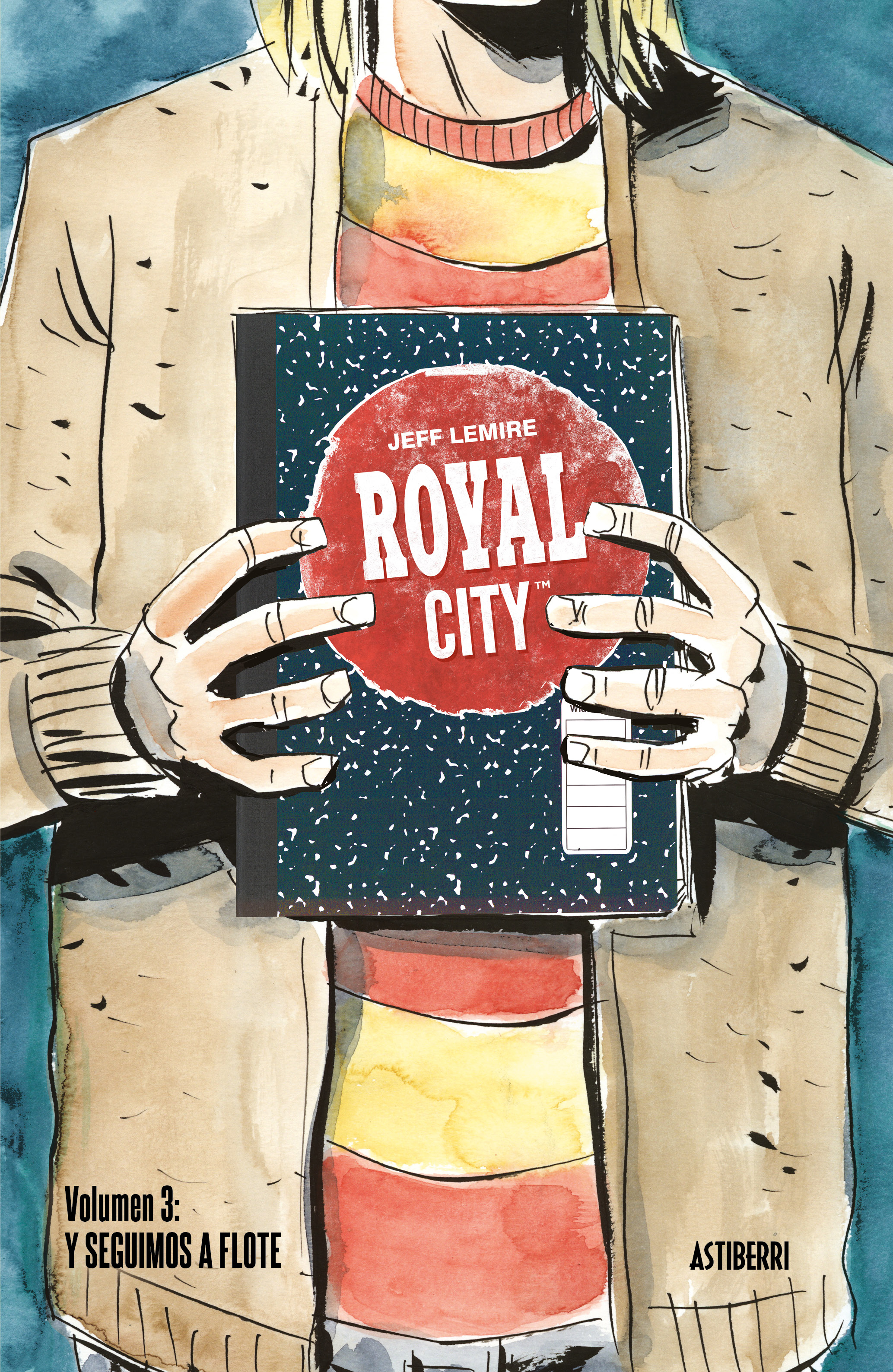 Royal City 3. Y seguimos a flote (9788418215032)