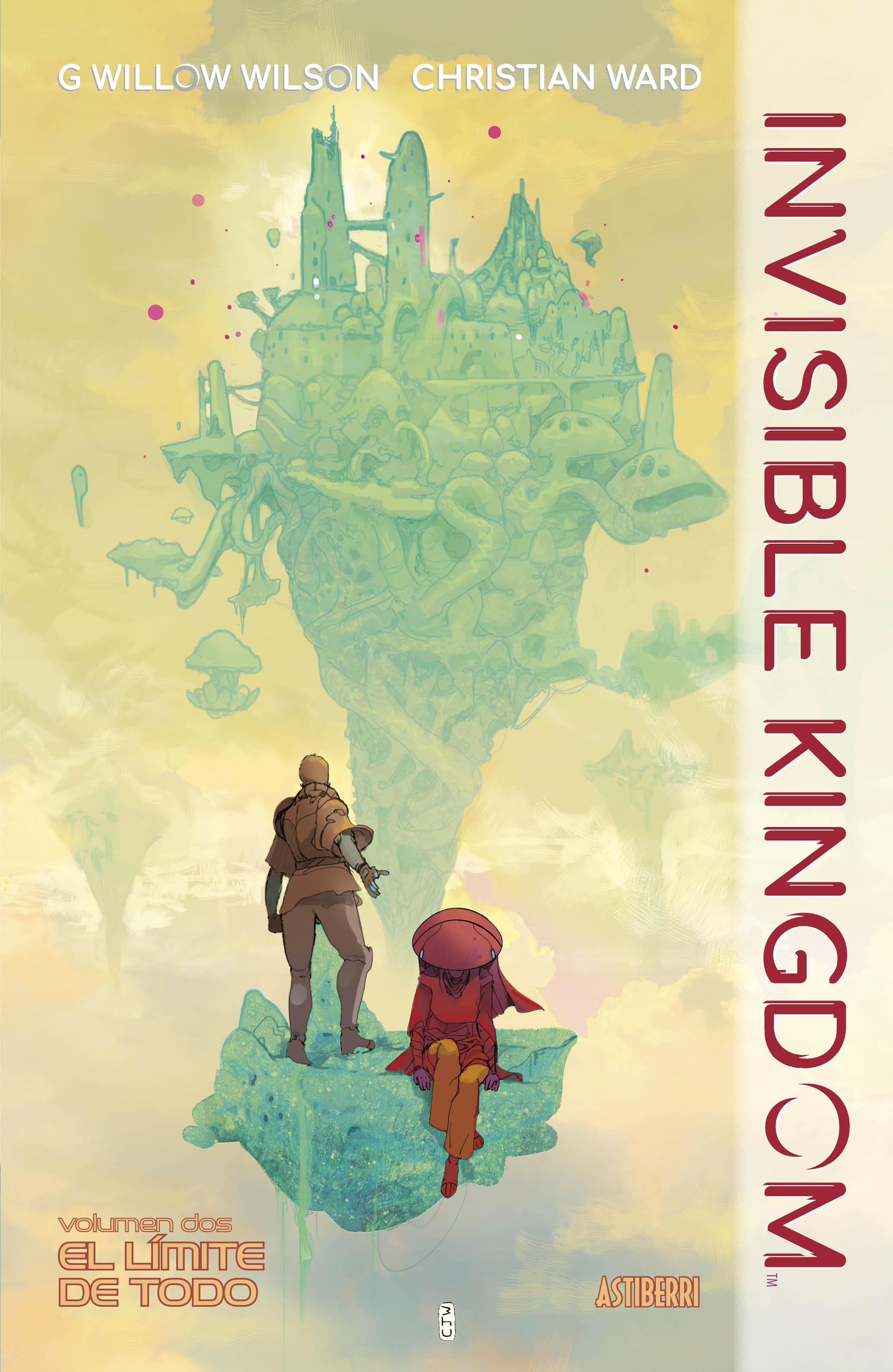 INVISIBLE KINGDOM 2. EL LIMITE DE TODO