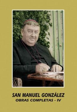 OBRAS COMPLETAS IV. CARTAS SAN MANUEL GONZALEZ