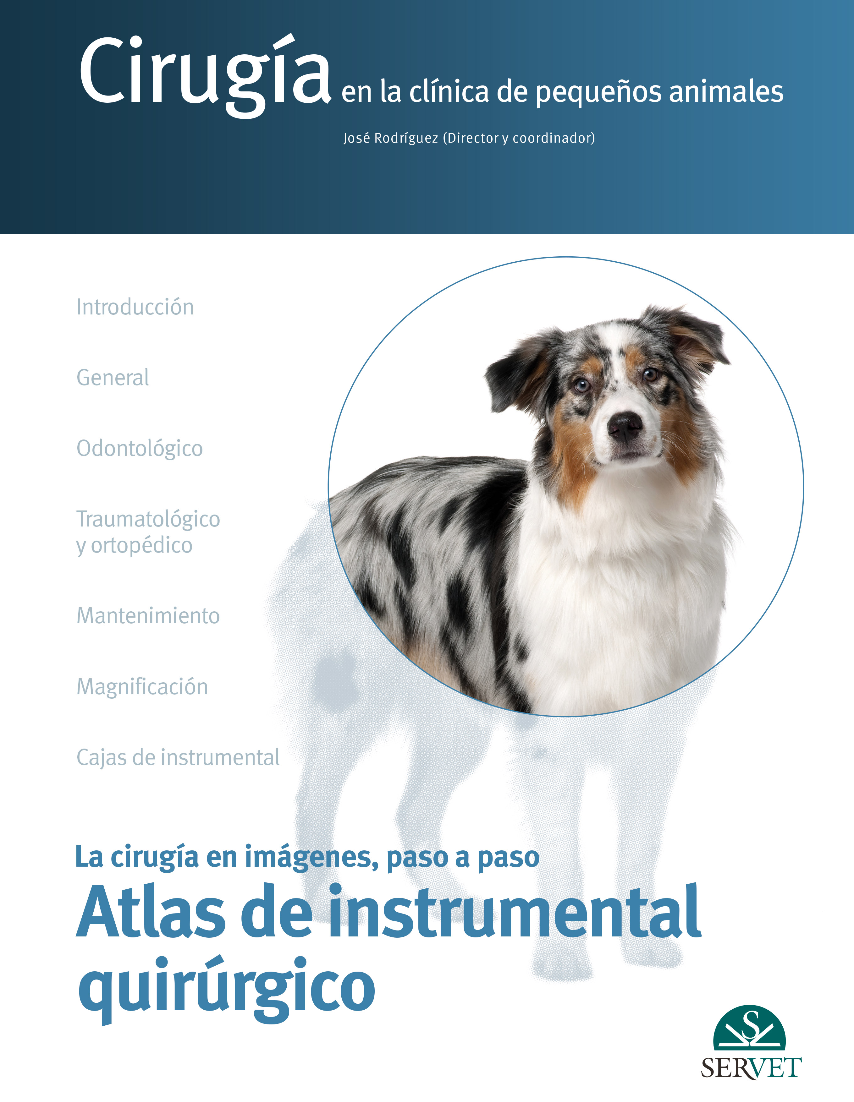Atlas de instrumental quirúrgico